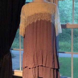 Mauve/Lavendar color tunic or dress